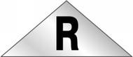New Jersey Truss Signs - .040 Reflective Aluminum - 6'' X 12'' 3