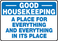 Good Housekeeping A Place For Everything And Everything In Its Place