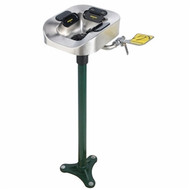Speakman SE-1150 Emergency Eyewash Pedestal Mount Optimus