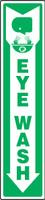 Eyewash Sign MFSD508
