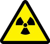 MISO350 ISO radioactive material hazard sign