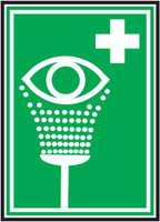 Eyewash ISO Sign