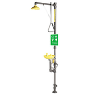 Speakman SE-690-PVC Emergency Shower