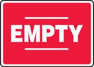Empty - .040 Aluminum - 10'' X 14'' 1
