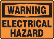General Warning Hazard - Plastic - 6''
