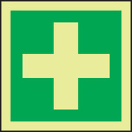 First Aid IMO Sign