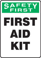 Safety First First Aid Kit