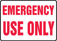 Emergency Use Only - Accu-Shield - 7'' X 10''