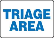 Triage Area 1