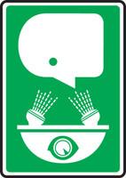 Eye Wash Symbol