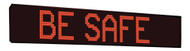 MME644RD Outdoor electronic message display