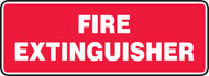 Fire Extinguisher Sign 15