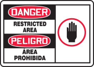 "Bilingual Safety Posters: Hand Hygiene 12"" x 9"""
