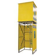Haws 8770 Indoor Gravity Fed Shower
