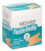 Flexible Knuckle Bandages - Latex Free - 40/box