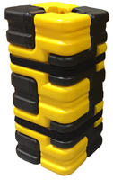 Column Sentry FIT Black/Yellow
