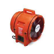 """Allegro 9548 12"""" Axial Explosion-Proof (EX) Plastic Blower"""