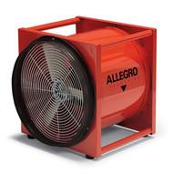 "Allegro 9530 26"" Axial AC Standard Metal Blower"