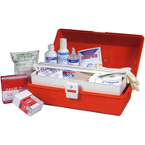 Trauma Kit in Tackle Box