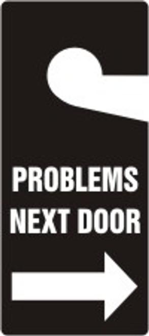 Problems Next Door