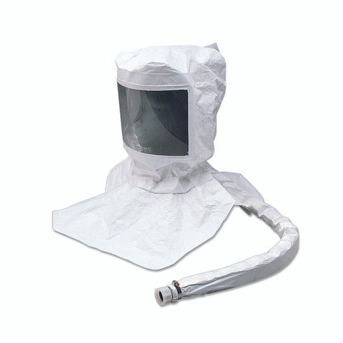 Replacement Tyvek Hood Assembly w/ Suspension- Maintenance Free