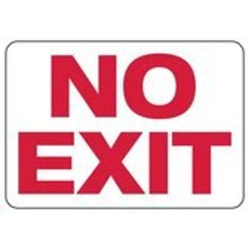 Exit - Adhesive Vinyl - 7'' X 10'' 2