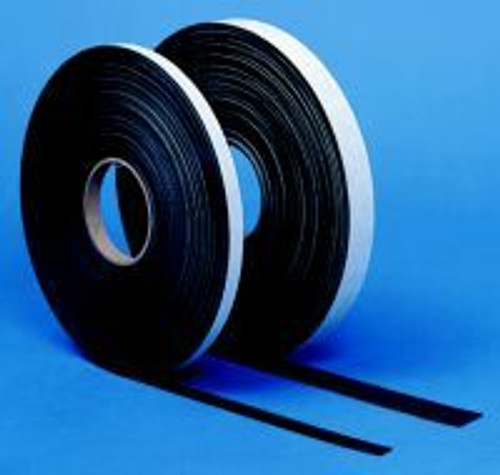 """Write-on Magnetic Label Rolls -3"""" X 50-ft"""