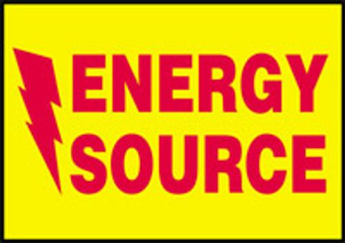 Energy Source (w/graphic)