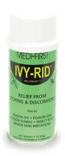 Ivy Rid- Poison Ivy Spray