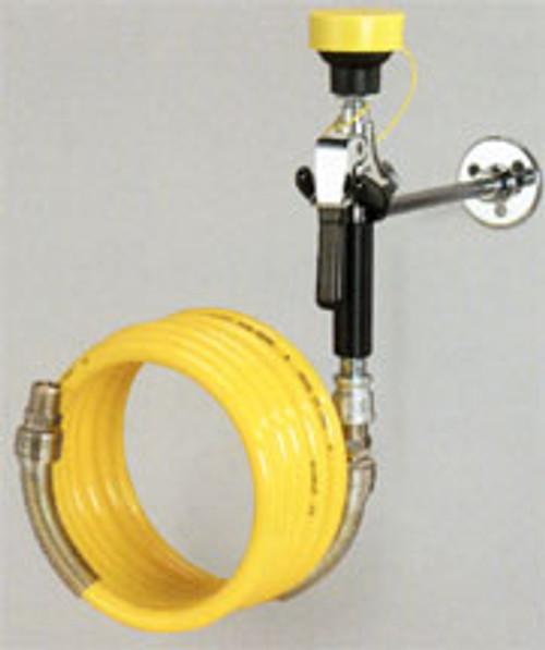 Hand Held Drench Hose Vertical Face / Body Spray 1