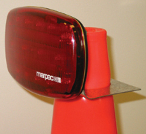 Steel Cone Bracket For Use With Flash Signal Lights -bracket Only