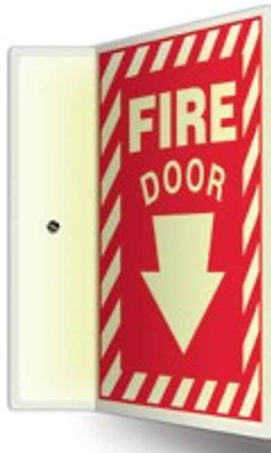 Fire Door Sign 90D