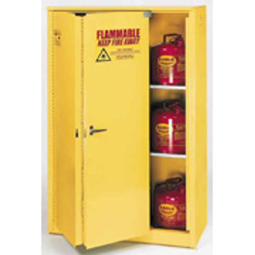 Eagle 45 Gallon Flammable Storage Cabinet-Sliding Self Close