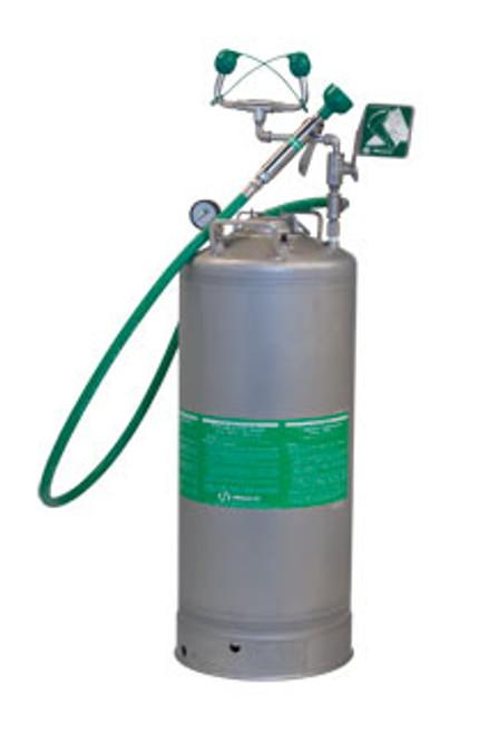 Haws 7601.10.2 Pressurized Eyewash- 13 Gallon Eyewash and Body Spray