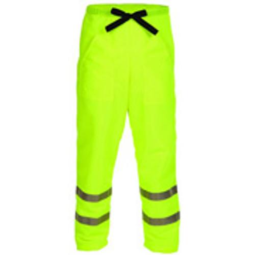 OK-1 Mesh Reflective Stripe Pants- Large (2 pair pants)