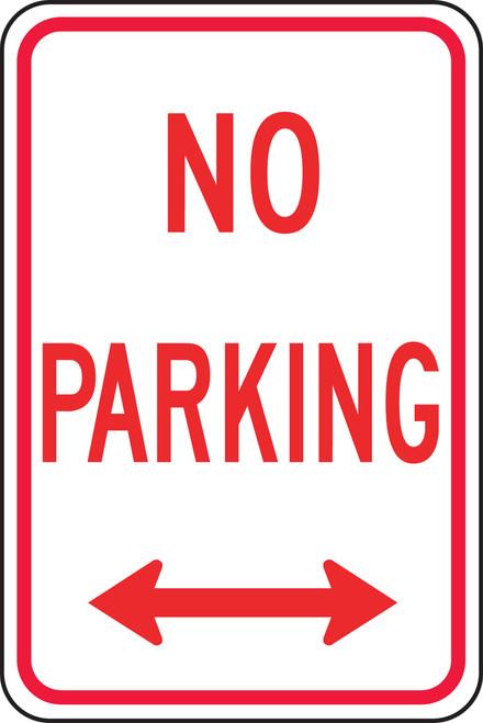 No Parking Sign 1