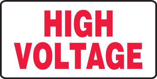 High Voltage - Dura-Fiberglass - 7'' X 14''