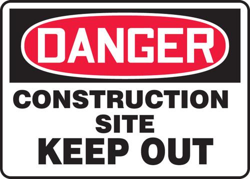 Danger - Construction Site Keep Out 2