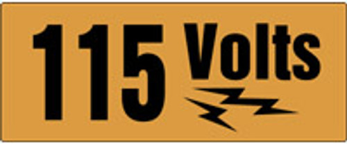 115 Volts (w/graphic)
