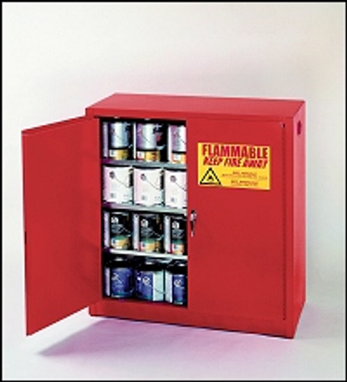 Eagle 40 Gallon Manual Paint and Ink Safety Cabinet