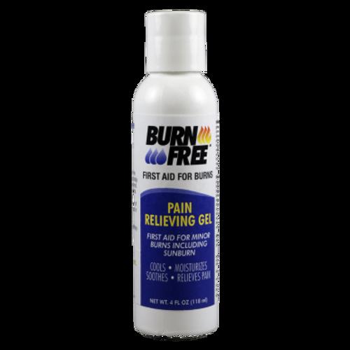 Burnfree Squeeze Bottle - 4 ounce