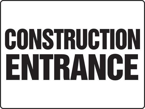 Construction Entrance - Max Alumalite - 48'' X 72''