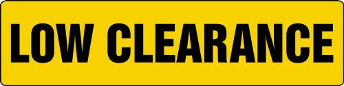 Low Clearance - .040 Aluminum - 6'' X 24''