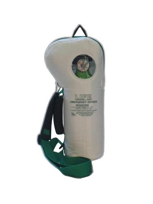 Life-2-025 Soft Pac Emergency Oxygen 0 to 25 LPM