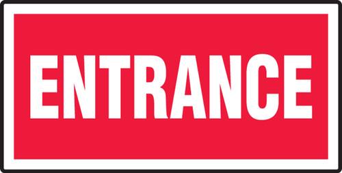 Entrance - Aluma-Lite - 7'' X 14''