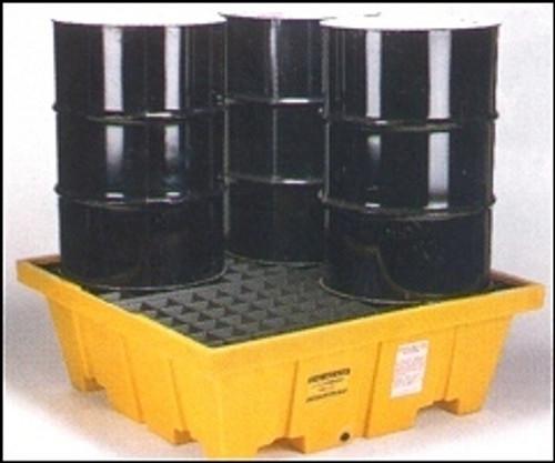 Eagle 4 Drum Spill Containment Pallet
