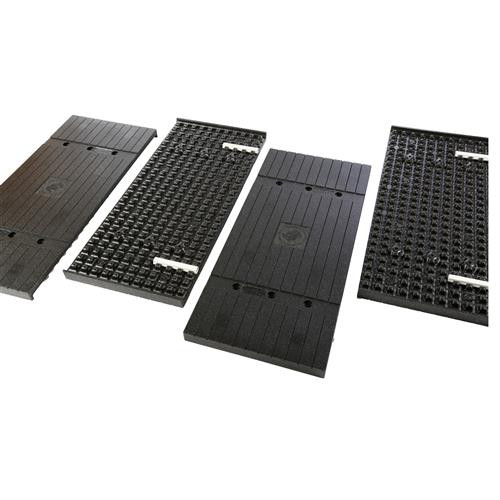 Park Sentry- Plank - Black- Carton of 4