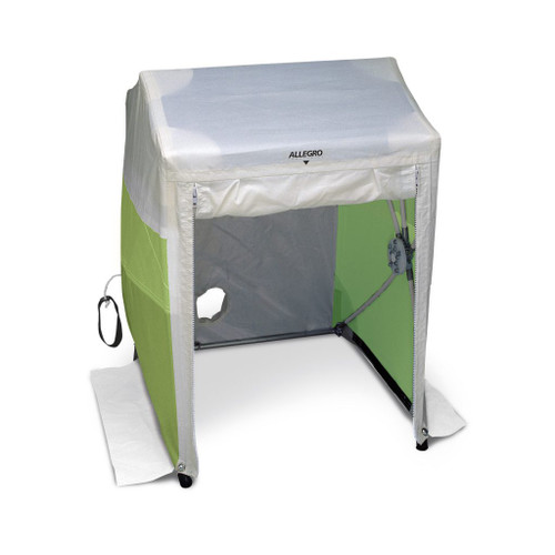 Confined Space Work Tent Deluxe- 8x8 with 1 door
