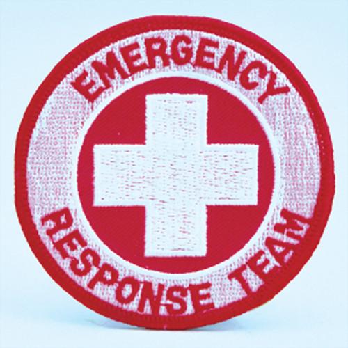 "Emergency Response Team Patch- 3"" Diameter"