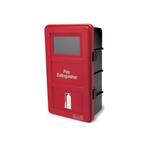 Allegro 3100 Fire Extinguisher Wall Case, Large